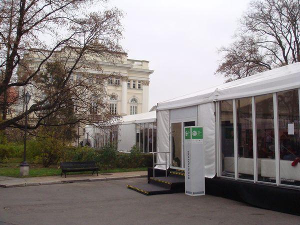 Global Landscapes Forum in Warsaw. Uniwersytet Warszawski